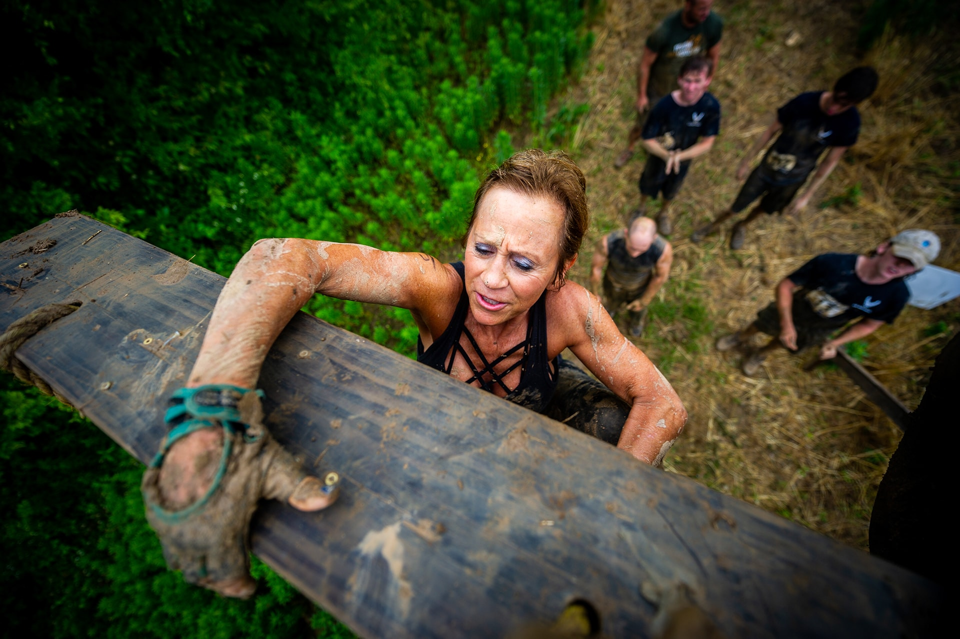 Mud Runs and OCR Event Photography photo